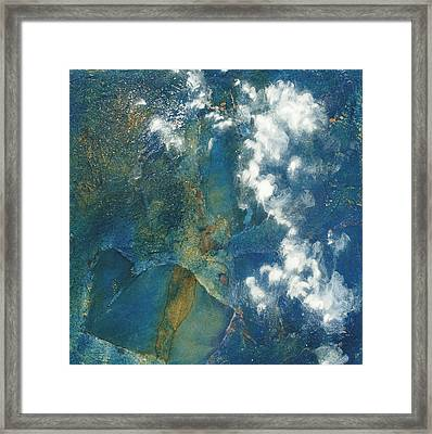From Above Framed Print by Carlynne Hershberger