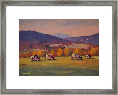 From Airyhill Framed Print