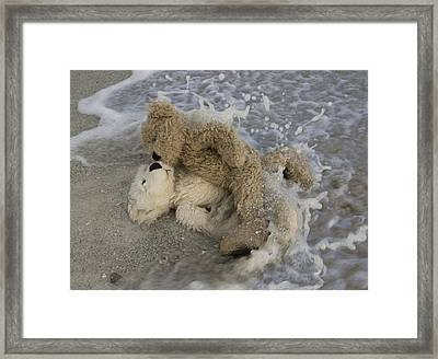 From Bear To Eternity Framed Print by William Patrick