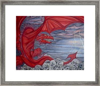 From Creation Framed Print