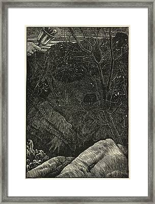 From Fit The Eighth: The Vanishing Framed Print
