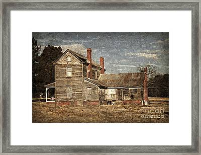 From Grand To Grunge Framed Print by John Stephens
