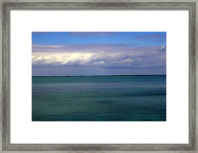 From Here To Eternety Framed Print