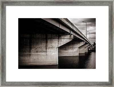From Here To There  Framed Print by Off The Beaten Path Photography - Andrew Alexander