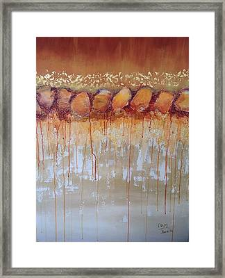 From Inside Out Framed Print