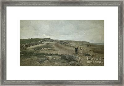 From Jaeren Framed Print by Nicolai Ulfsten
