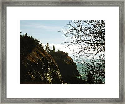 From Mckenzie With Love Framed Print