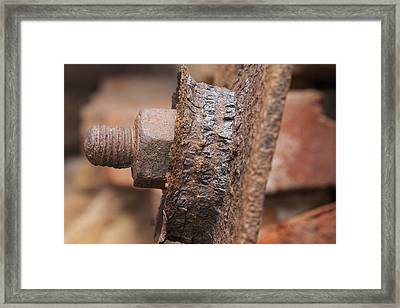 From My Side Framed Print by Fran Riley