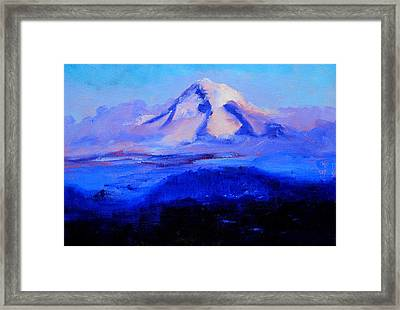 From Portland Framed Print