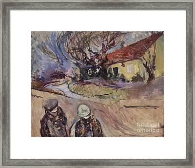 From Skagen Windy Framed Print