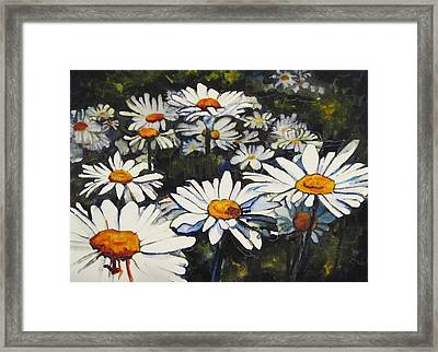 From The Heartland Framed Print by Caroline Doucette