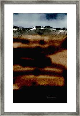 From The Mountains To The Prairies Framed Print by Lenore Senior