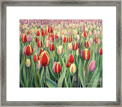 From The Nature's Palette Framed Print by Kiril Stanchev