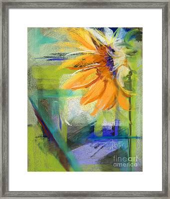From The Soil Framed Print by Tracy L Teeter