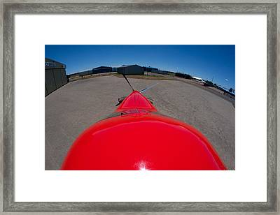 From The Top My Fiend Framed Print by Paul Job