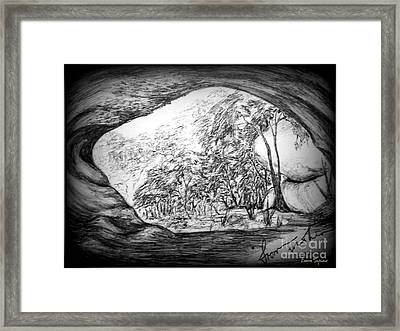 From Within 1 Framed Print