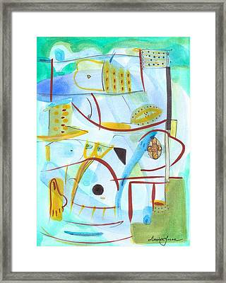 From Within 2 Framed Print