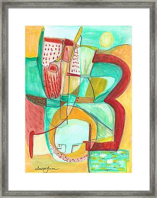 From Within 8 Framed Print