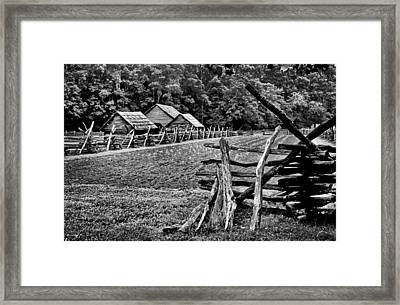 From Years Past Framed Print by Paul W Faust -  Impressions of Light