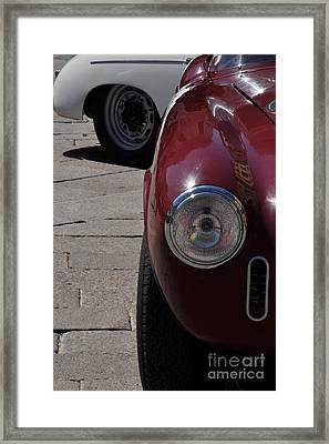 Framed Print featuring the photograph Front-end by Simona Ghidini