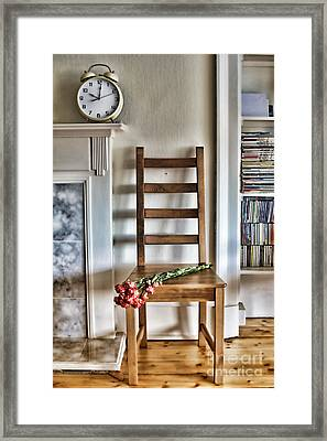 Front Room Framed Print by Craig B