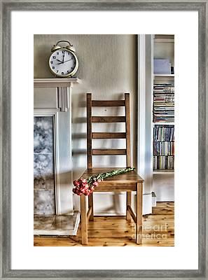Front Room Framed Print