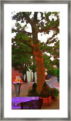 Front Street Framed Print by Anne Sterling