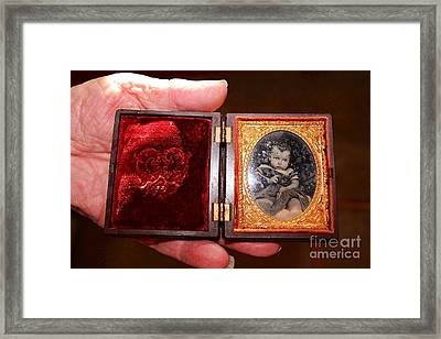 Frontier  Framed Print by Tim Rice