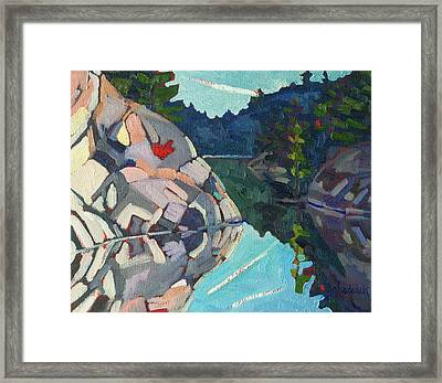 Frood Quartzite Framed Print by Phil Chadwick