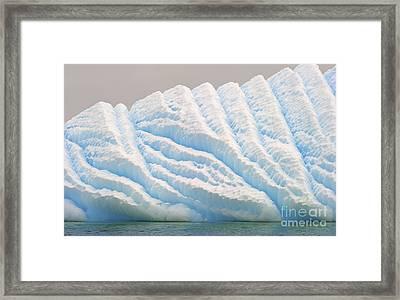 Frozen Candy... Framed Print by Nina Stavlund