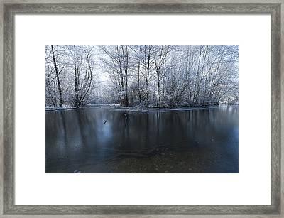Frozen In Time Framed Print by Svetlana Sewell