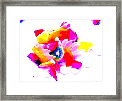 Fruit Cloud 0344 1c Framed Print
