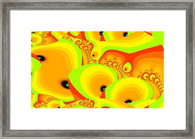 Fruit Paradise Framed Print