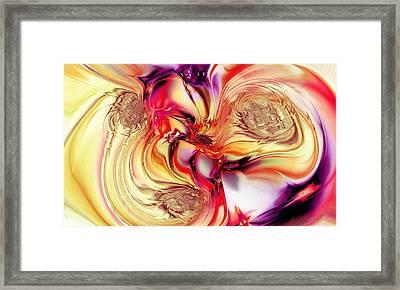 Fruit Punch Framed Print by Anastasiya Malakhova