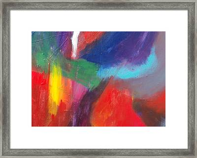 Fruit Salad Framed Print by Karyn Robinson