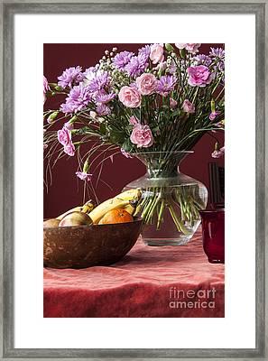 Fruitful Life Framed Print by Donald Davis