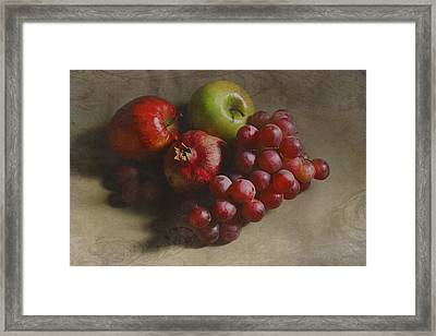 Fruition Framed Print