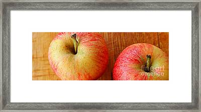Fruity Framed Print