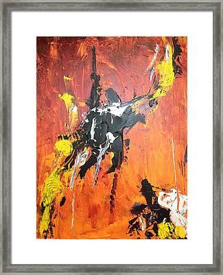 Fuerte  Framed Print by Angelo Terracciano