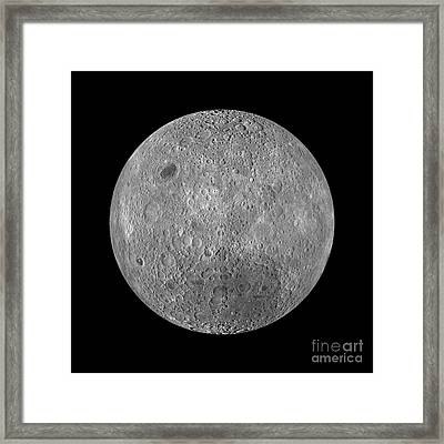 Full Moon Framed Print by Jon Neidert