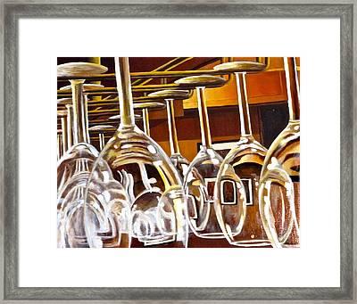 Fully Stocked Framed Print by Tim Eickmeier