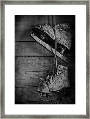 Fun With Father  Framed Print by Empty Wall