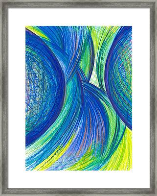 Fun With Ideas Framed Print