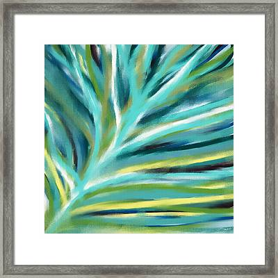 Funky Shades Framed Print