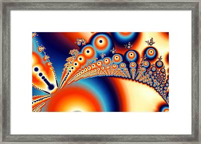 Funshine Framed Print