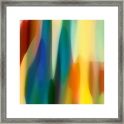 Fury 6 Framed Print by Amy Vangsgard