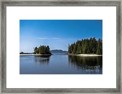 Fury Cove Framed Print by Robert Bales