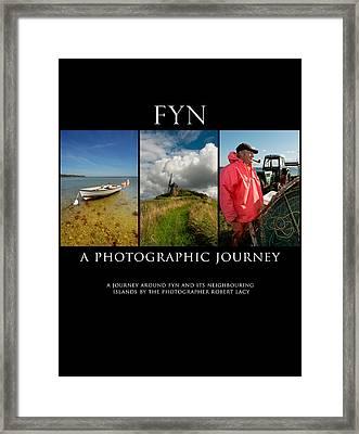 Fyn Book Poster Framed Print