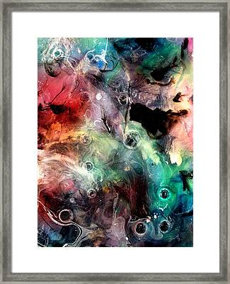 G002 Framed Print by Billy Roberts