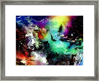 G003 Framed Print by Billy Roberts